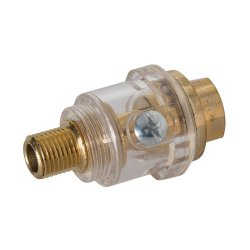 Mini In-Line Oiler 1/4in BSP