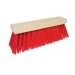 Broom PVC 400mm (15in)