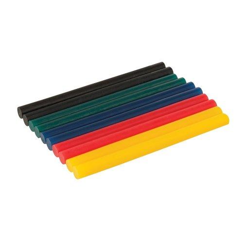 Coloured Mini Glue Sticks 7.2 x 100mm [Pack of 10]