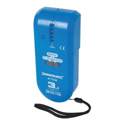 3-in-1 Detector Compact 1 x 9V (PP3)