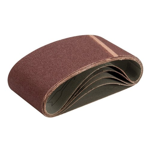 Sanding Belt 75 x 457mm 80 Grit [Pack of 5]