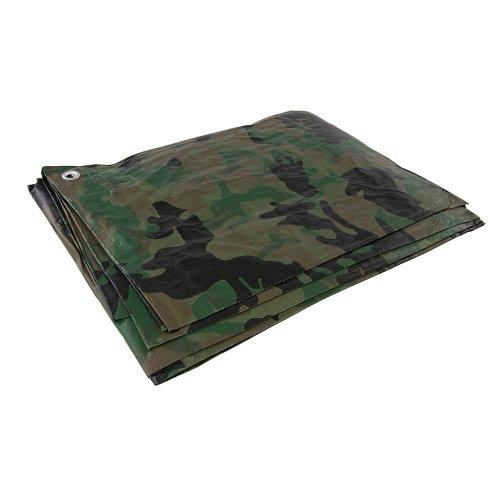 Camouflage Tarpaulin 2.4 x 3m