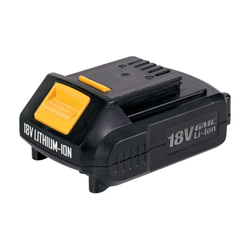 18V  Li-Ion  Batteries