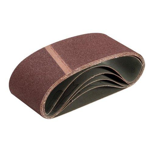 Sanding Belt 75 x 457mm 60 Grit [Pack of 5]