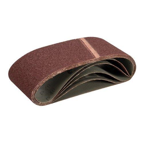 Sanding Belt 100 x 610mm 40 Grit [Pack of 5]