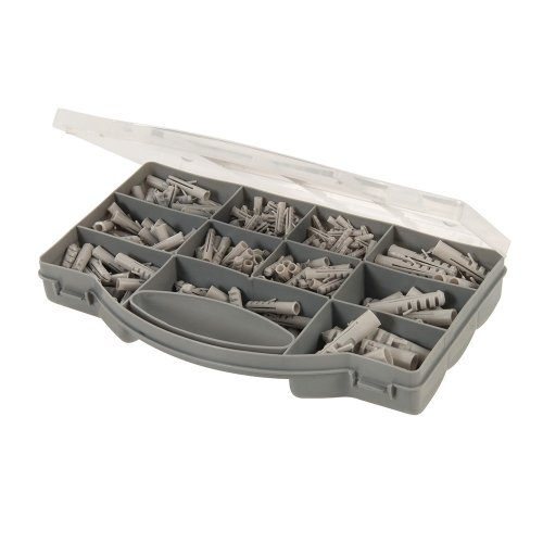 330Pce Wall Plugs Pack