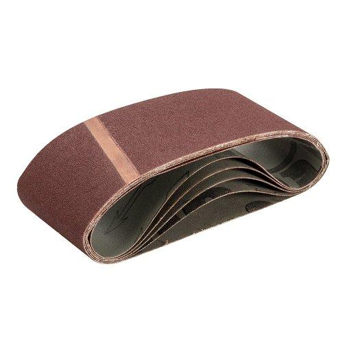 Sanding Belt 75 x 480mm 100 Grit [Pack of 5]