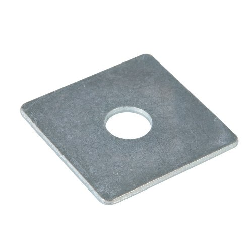 Square Plate Washers 50mm x M12 [Pack of 10]
