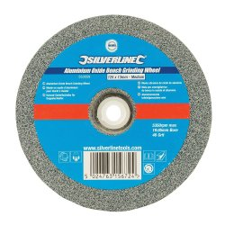 125mm  Aluminium  Oxide  Bench  Grinding  Wheel