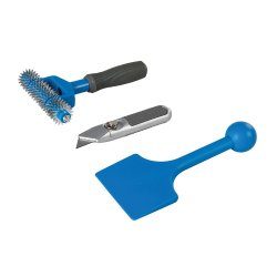3Pce Carpet Tool Set