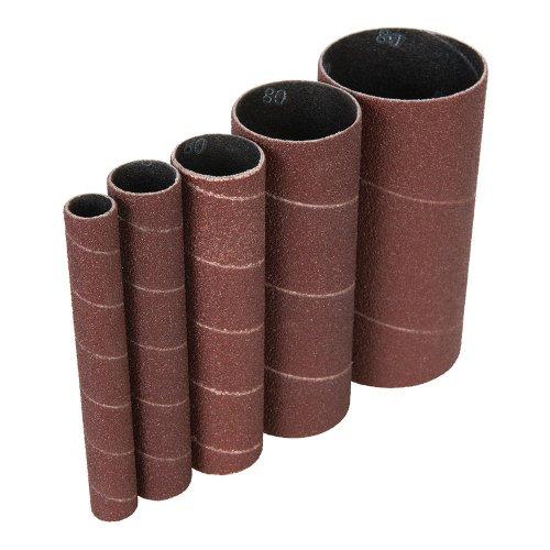 Aluminium Oxide Sanding Sleeves 80G  [Pack of 5]