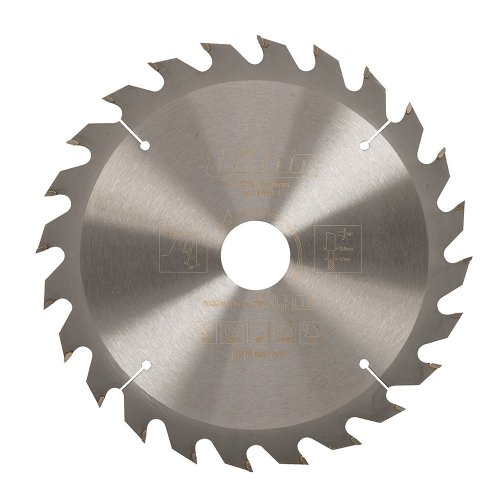 Construction Saw Blade 190 x 30mm 24T