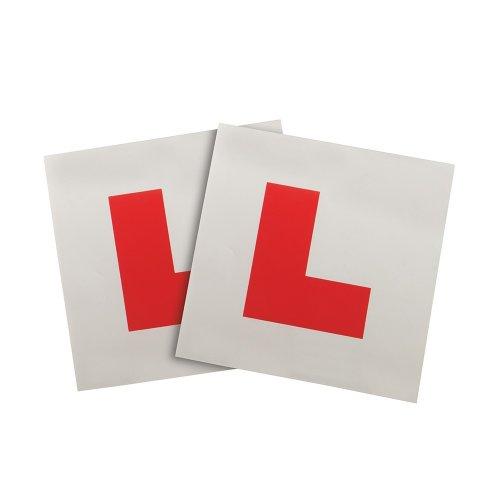 2Pce Magnetic L Plates