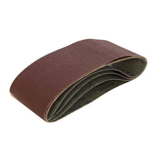 Sanding Belt 75 x 480mm 60 Grit [Pack of 5]