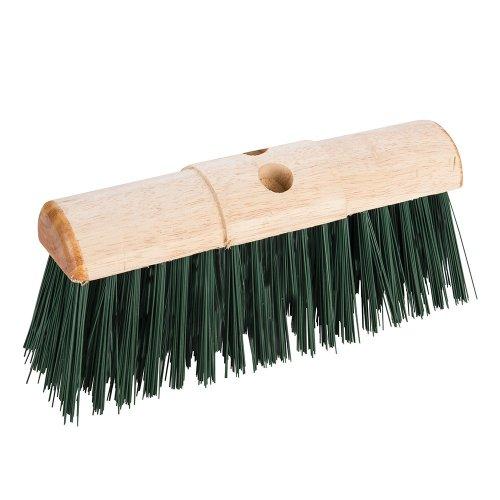 Broom PVC Saddleback Raised Centre 330mm (13in)