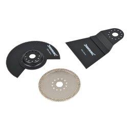 3Pce Multi-Tool Accessory Kit
