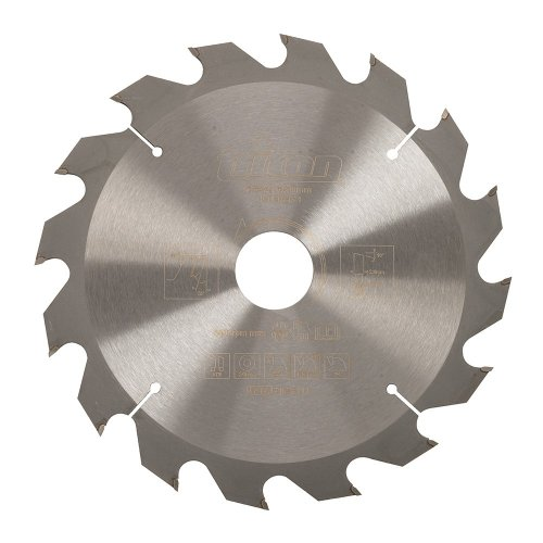Construction Saw Blade 184 x 30mm 16T