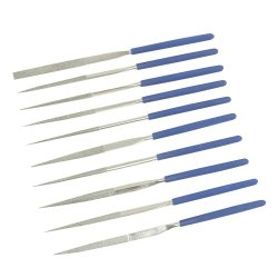 10Pce Diamond Needle File Set