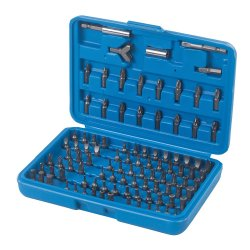 100Pce Screwdriver Bit Set