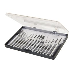 16Pce Jewellers Precision Screwdriver Set