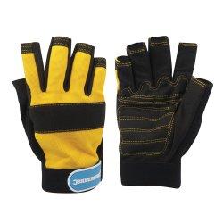 Fingerless  Mechanics  Gloves
