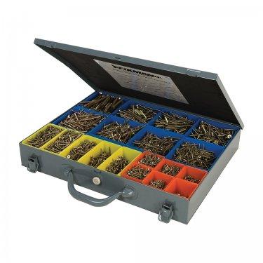 3400Pce Goldstar Countersink Screws Pack