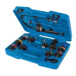18Pce Radiator Pressure Test Kit