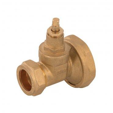 1 1/2in Brass Pump Gate Valve