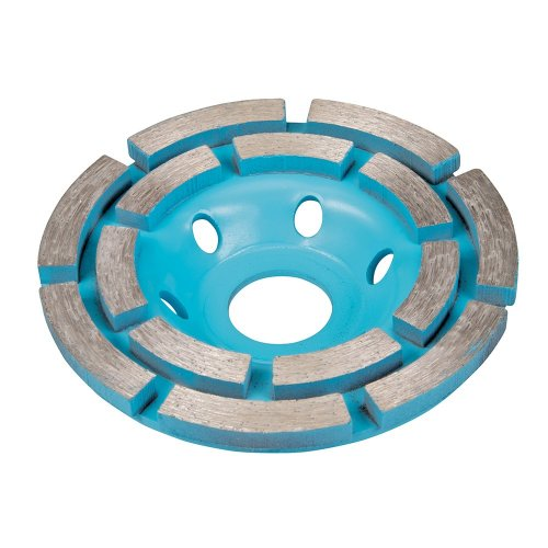 Diamond Grinding Wheel 100 x 22.23mm Double Row