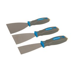 3Pce Expert Filler Knife Set 50, 75 & 100mm