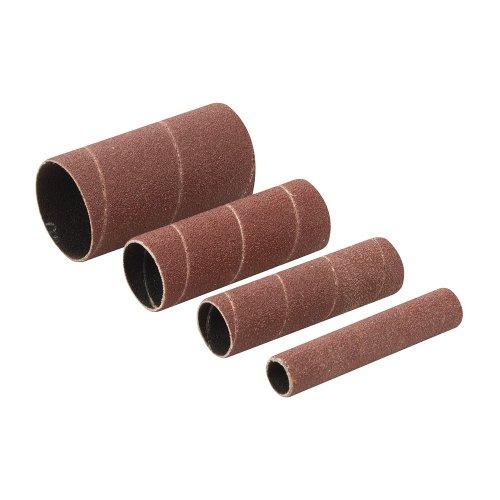Aluminium Oxide Sanding Sleeves 80G [Pack of 4]
