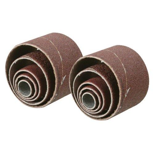 10Pce Sanding Sleeves 80 Grit