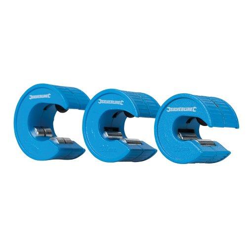 3Pce  Quick  Cut  Pipe  Cutter  Set