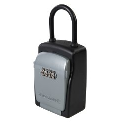4-Digit Combination Car Key Safe 75 x 170 x 50mm