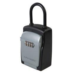 4-Digit Combination Car Key Safe 75 x 170 x 50mm