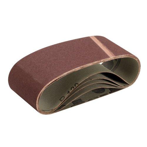 Sanding Belt 75 x 480mm 120 Grit [Pack of 5]
