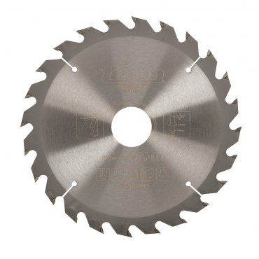 Construction Saw Blade 165 x 30mm 24T