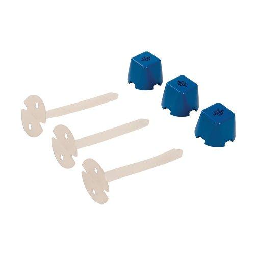 100Pce Tile Levelling Kit
