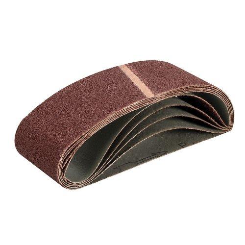 Sanding Belt 75 x 533mm 40 Grit [Pack of 5]