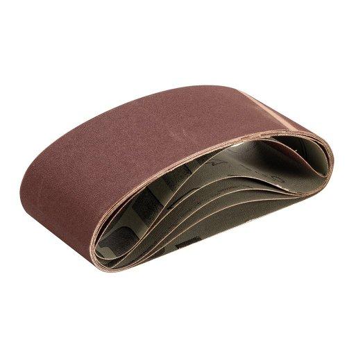 Sanding Belt 75 x 457mm 150 Grit [Pack of 5]
