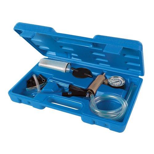 16Pce Vacuum Tester & Brake Bleeding Kit
