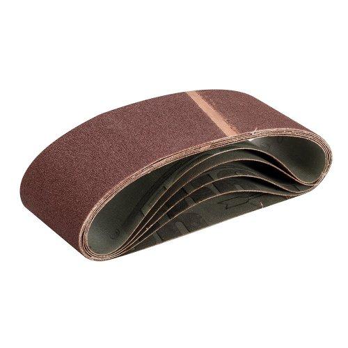 Sanding Belt 75 x 533mm 60 Grit [Pack of 5]