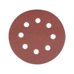 Hook  &  Loop  Discs  Punched  115mm 10Pk