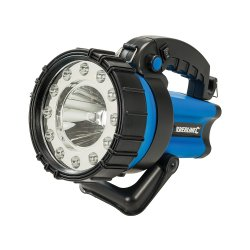 5W Lithium Rechargeable 3 Function Torch