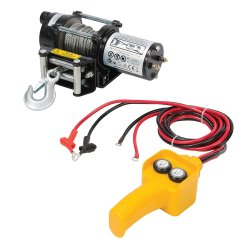 DIY 12V Electric Winch 2000lb