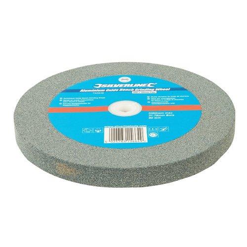 Aluminium Oxide Bench Grinding Wheel 200 x 20mm Fine