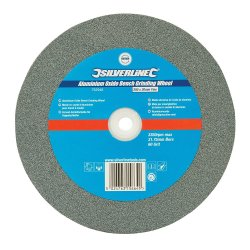 200mm  Aluminium  Oxide  Bench  Grinding  Wheel