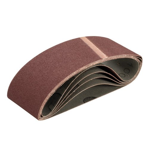 Sanding Belt 64 x 406mm 100 Grit [Pack of 5]