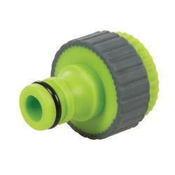 Soft-Grip Tap Connector 1/2in - 3/4in Male