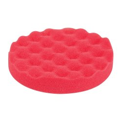 Hook  &  Loop  Contoured  Foam  Polishing  Head